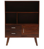 Matera Cabinet in Brown Colour by Tezerac