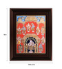 Myangadi Multicolour Gold Plated 18 Inch Dasavatharam Framed Tanjore Painting
