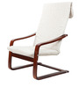 Nero Chair in Beige Colour by HomeTown