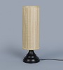 San Francisco Table Lamp in Brown by CasaCraft