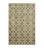 Obeetee Ivory Wool 60 x 96 Inch Nayla Carpet