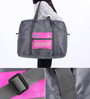 PackNBUY Fabric Pink 32 L Foldable Carry-on Bag