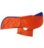 Pawzone Rain Coat for Dog in Orange (Size -14)