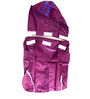 Pawzone Rain Coat for Dog in Purple (Size -26)