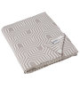 Pluchi Graham Knitted Single-Size Throw Blanket