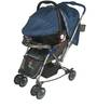 Rocking Travel System in Blue Colour by Sunbaby