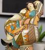 Sautrika Showpiece in Multicolour by Mudramark