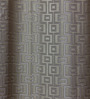 S9home by Seasons Beige Door Curtains Polyester (Set of 2)