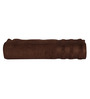 S9home by Seasons Premium Stone Brown Cotton Bath Towel