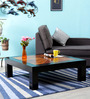 Fresno Coffee Table in Dual Tone Finish by Woodsworth