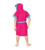 Sand Dune Robe Pink Terry Cotton 24X30 INCH Kids Bath Robe