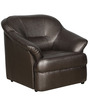 Shine One Seater Sofa in Brown Colour by Parin