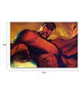 Shop Mantra Paper 19 x 13 Inch Superman Evil Unframed Laminated Poster