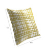 Skipper Green Viscose & Polyester 16 x 16 Inch Texture Cushion Covers - Set of 3