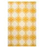 Uranus Carpet in Yellow by CasaCraft