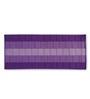 Status Purple Nylon 55 x 22 Inch Runner