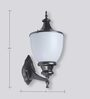 Superscape Outdoor Lighting Exterior Wall Light Traditional WL1197