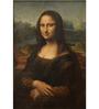 Tallenge Photographic Paper 12 x 18 Inch Old Masters Collection Mona Lisa by Leonardo Da Vincis Framed Digital Art Prints