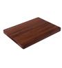 Teakore Classic Teak Wood Cutting Board with 120 ML Wood Wax