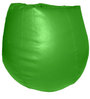 Teardrop Bean Bag (Only Cover) in Green Colour by Feel Good