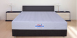 The Royal Spring 10 Inches Single Size Memory Foam Mattress by Springtek