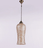 Dondria Ceiling Lamp in Brown by Bohemiana