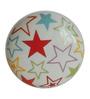 The Decor Mart Multicolour Ceramic 1.8 x 1.8 Inch Knob - Set Of 4