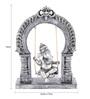 The Exclusive Deco Multicolour Polystone Ganesh - RD0424
