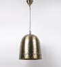 The Light Store Copper Metal Pendant Lamp