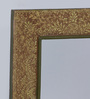 The Mikky Shoppe Station Brown MDF Mirror