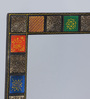 The Mikky Shoppe Station Multicolour MDF Mirror