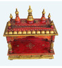 Tasarika Temples in Multicolour by Mudramark