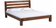 Dallas Queen Bed in Provincial Teak Finish by Woodsworth