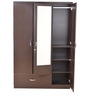 Utsav Three Door Wardrobe With Mirror by HomeTown
