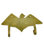 Vyom Shop Brass Key Holder