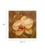 Wall Decor Canvas 24 x 24 Inch Flower Framed Digital Art Print