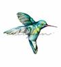 Wallskin Vinyl The Wild Hummingbird Wall Decal