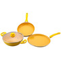 Wonderchef Da Vinci Set of 3 Cookware
