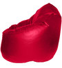 XXXL Bean Bag Sofa (Only Cover) in Red Colour by Feel Good